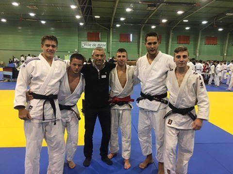 Calendrier Judo Occitanie.L Equipe Juniors Dans Le Top 5 De La Grande Region Occitanie