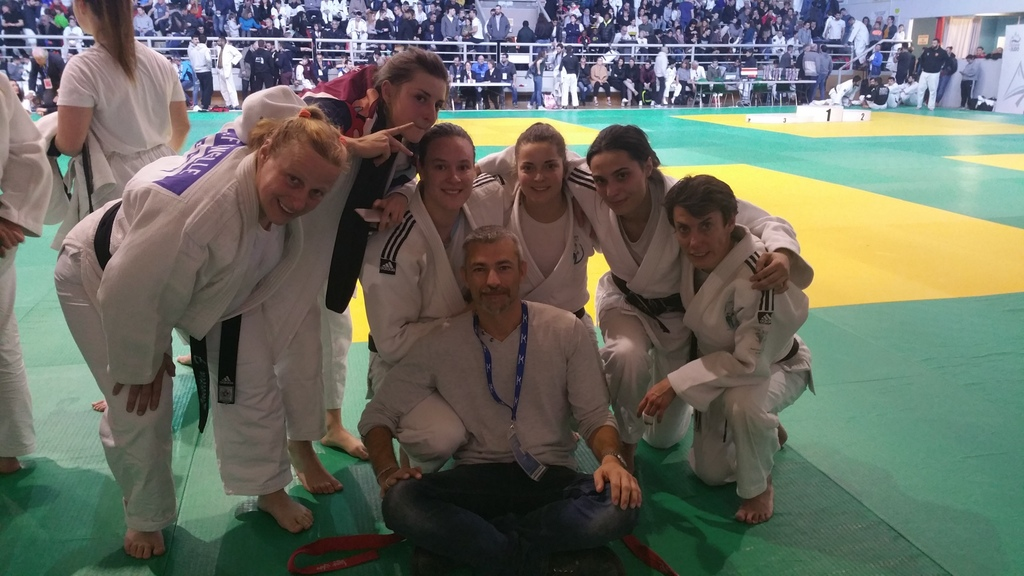 Calendrier Judo Occitanie.Cahors Judo Se Classe 6e En Occitanie Cahors Judo