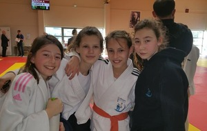 Un week-end riche en judo  !!!