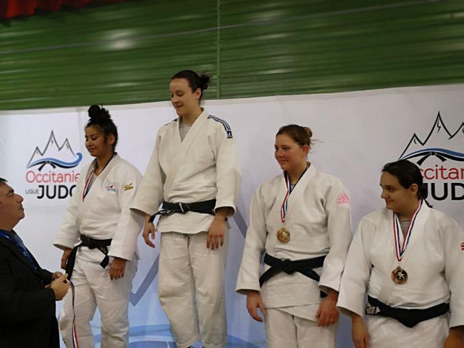Calendrier Judo Occitanie.Championnat Occitanie Seniors Cahors Judo